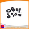 black round with high quality custom rubber grommet