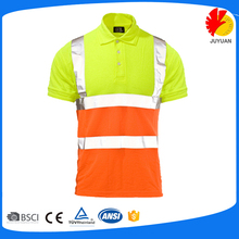 safety high visibly fluorescence t shirt