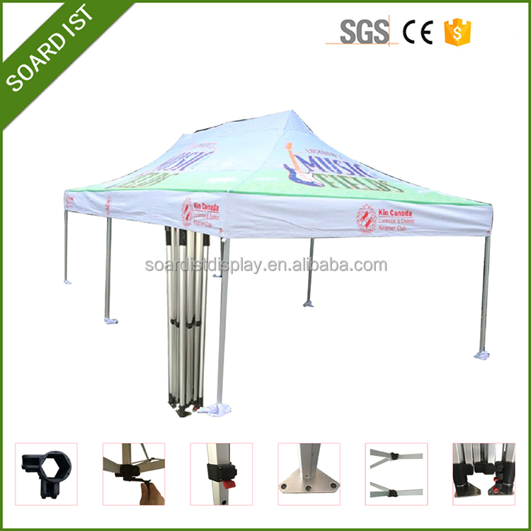 OEM manufacture Automatic Dog Show Tent