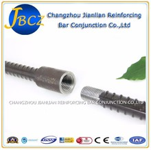 Industrial construction rebar rolling thread machine