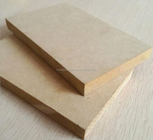 Hot sale !Raw MDF / MDF Wood Prices / Plain MDF Board for Furniture