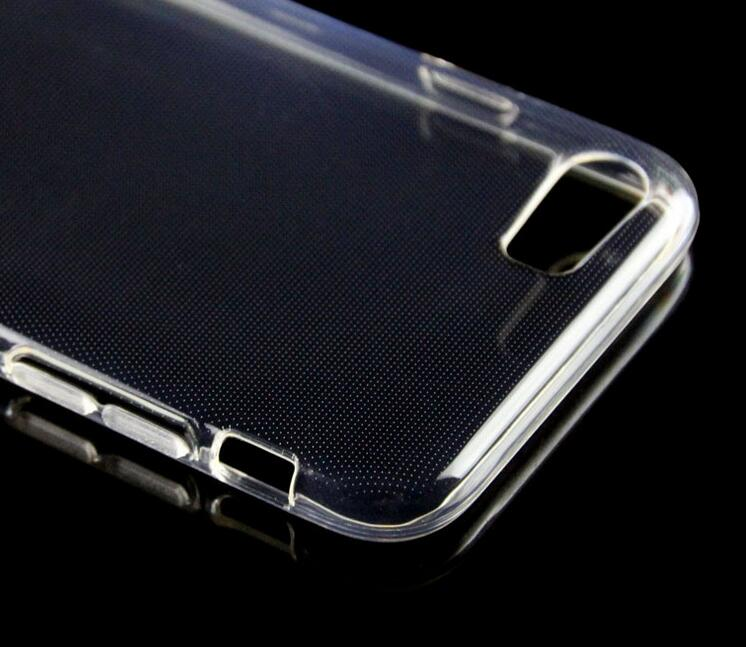 Transparent mobile phone case cover for iphone 8,7 tpu case