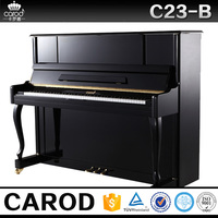 mini wooden piano new product piano size with chair cover and chair