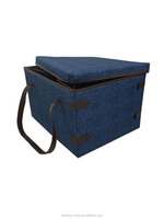 Lided Storage Box With handle