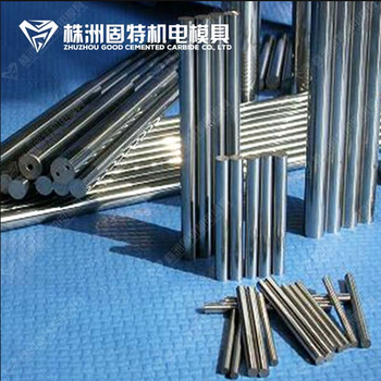 Cemented carbide strips with angles