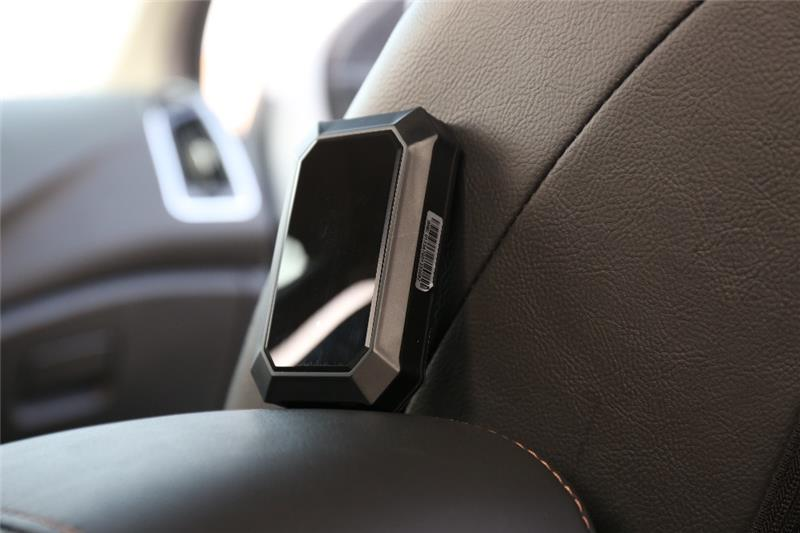 rearview mirror car gps tracker for wheels