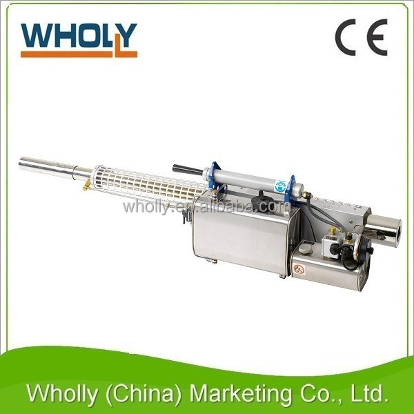 portable thermal disinfecting fogger machine