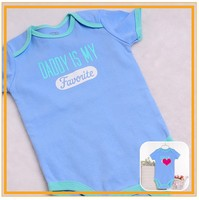 China hot sell OEM wholesale combed cotton t shirts girls baby