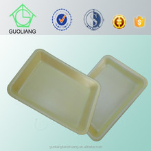 Argentina&Brazil Hot Slaes Disposable Foam Food Trays For Fresh Keeping With Absorbent Pad