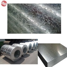 Economic And Reliable Standard Gi Galva Sheet Steel With ISO9001