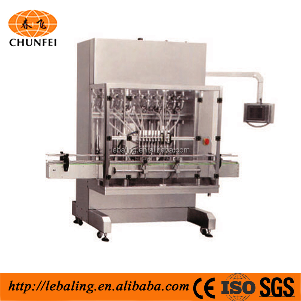 New Condition Factory Price Automatic Liquid Filling Machine For Oil Bottles