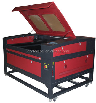 large format laser advertising cutting machine for wood acrylic 1390 1325