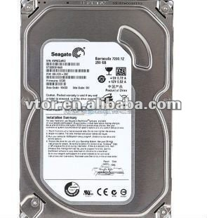 Hot Selling ST3250318AS 250GB 3.5 Hard Disk Prices In China