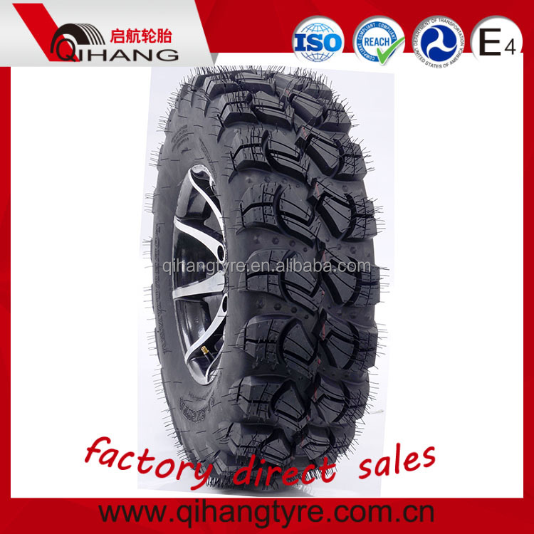 new development 26x9-12 front and 26x11-12 rear ATV tyre at Victory pattern suitable at Rock Stone road condition