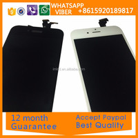 Top quality for iphone 6 lcd screen digitizer accept PayPal