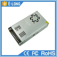Power supply transformer 24v 17a single output LED Lighting Short Circuit