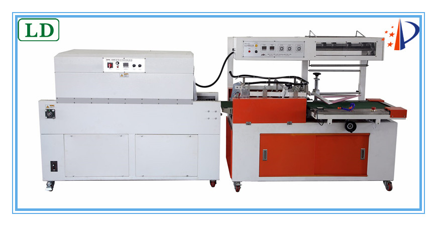 Small Model Heat Shrink Packaging Machine