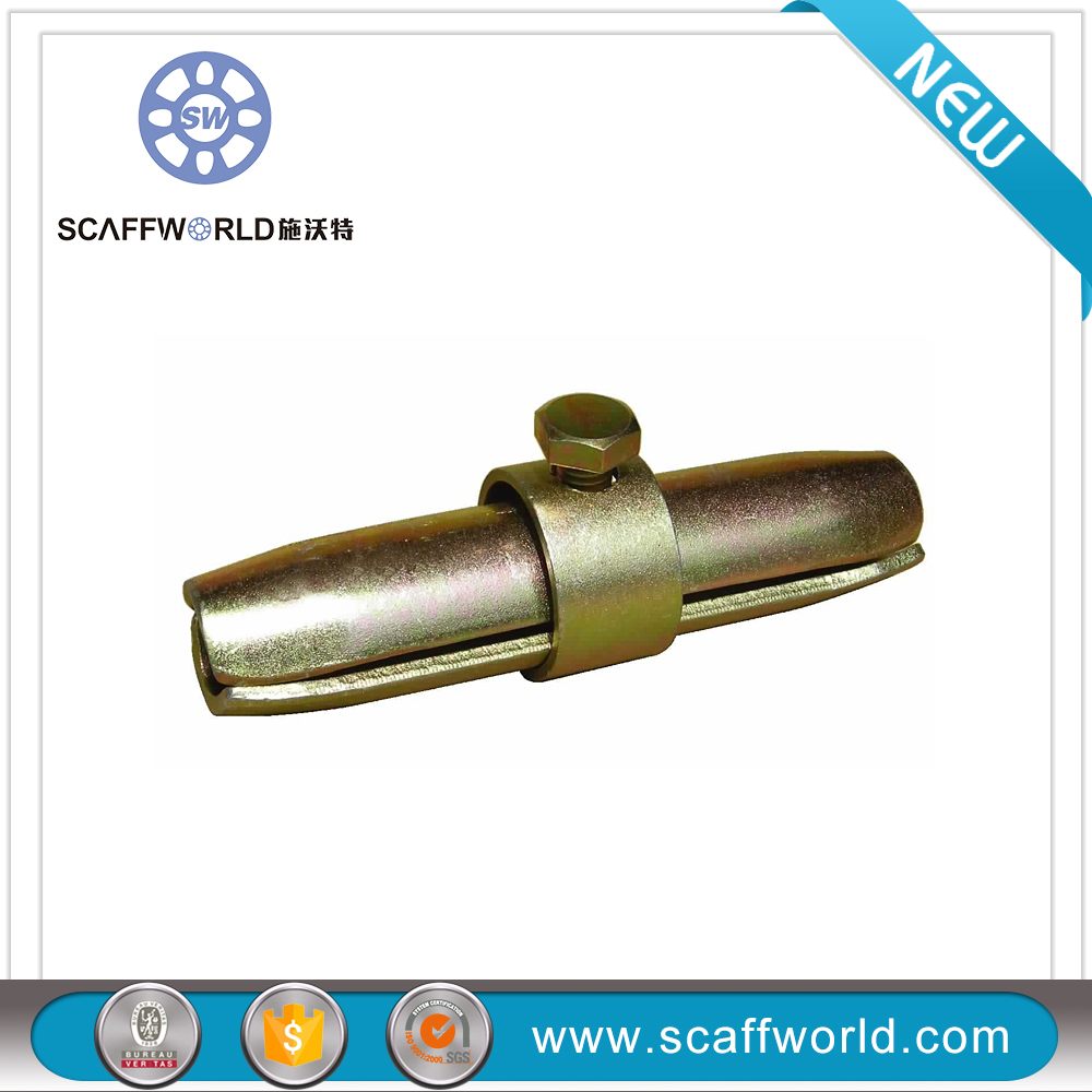 steel rebar coupler for joint pin metal building materials