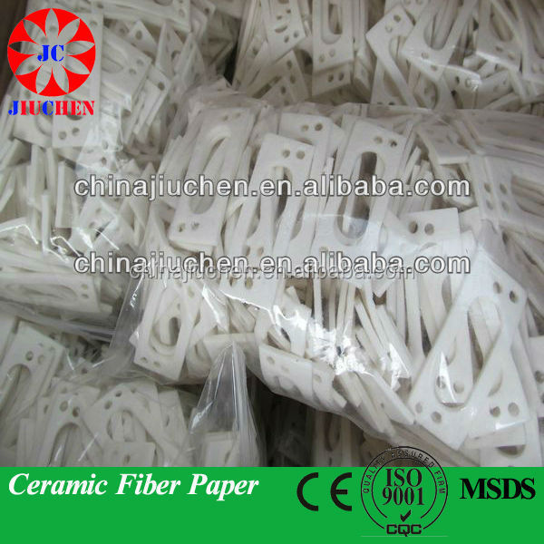 Flexible ceramic fiber thermal Special Shaped