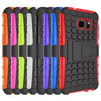 Shockproof Hybrid Rugged Rubber Armor Hard Case For Samsung Galaxy S7 G9300