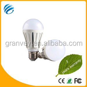 new product Aluminum energy saving lamp, led light,led bulb CE ROHS 3 years warranty led bulb lamp 3W high power new design