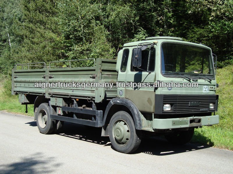 Iveco Magirus 110-17 4x2 Military Army Trucks
