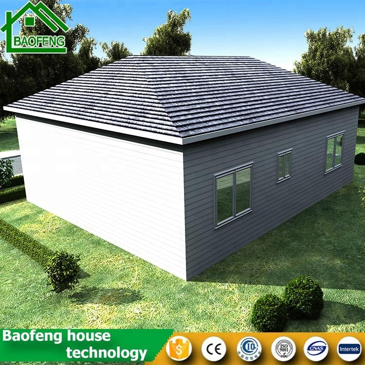 Earthquake-proof 50 years lifespan modern modular kit prefab house