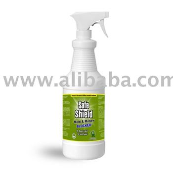 Safe Shield 32oz Case of 12x1 - 100% Organic Mold Cleaning and Mold Prevention Products
