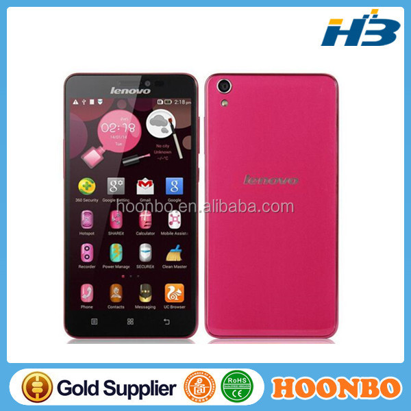 High quality Lenovo S850 Mobile Phone Android 4.4 MTK6582 Quad Core 1.3GHz 1GB RAM 16GB ROM 5.0inch 720p