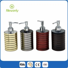 wholesale plastic liquid soap dispenser with pump