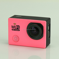 30M waterproof FHD 1080P Car DV DVR sport camera with wifi