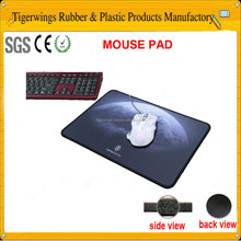 Tigerwings cheap durable promotional mouse pad fabric sublimation