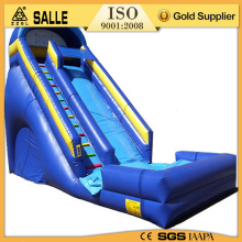 2016 new design cheap inflatable slide playground equipment used inflatable water slide for sale