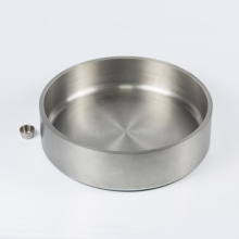 High Density tungsten crucible for vacuum furnace melting steel nickel