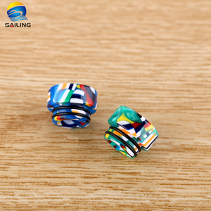 Sailing Factory Wholesale Price Epoxy Resin 810 Drip Tips for SMOK Tank