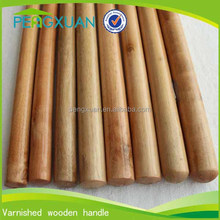 painting 110cm,120cm,150cm,180cm handbroom wooden pole with thread