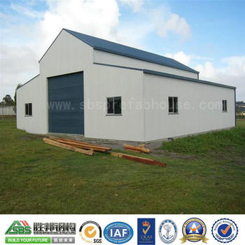 Prefabricated Agriculture Steel Structure Frame Poultry Shed Building