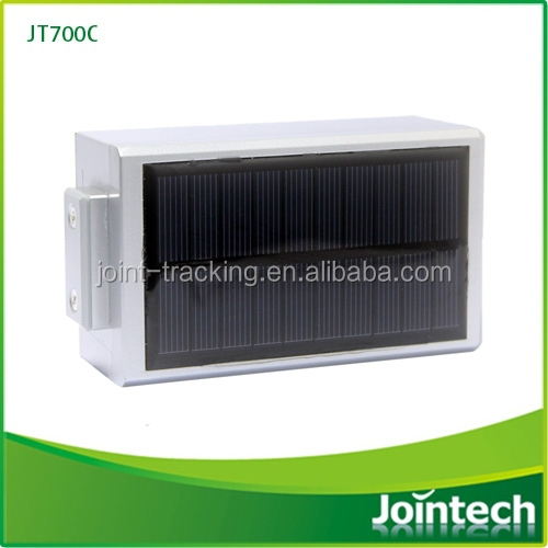 GPS tracker container tracker big solar panel charging system