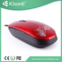2.4ghz USB Wired Gaming Mouse Optical Mouse without Driver in Cheap price