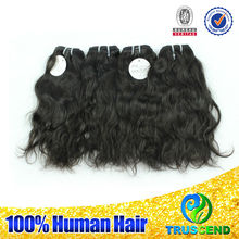 Wholesale Hot selling Fashion Pure Raw Grade Wavy Unprocessed Human Weaving Virgin Peruvian Hair