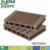 natural wood looking composite wood decking floor