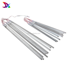 30cm/50cm/80cm 10 tubes LED Meteor Rain Waterproof String Light for Tree Party decoration