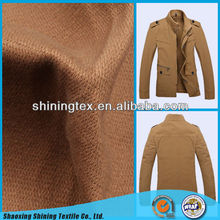 men's jacket cotton spandex broken twill fabric