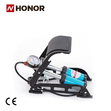 honor high pressure foot pump bike air pump