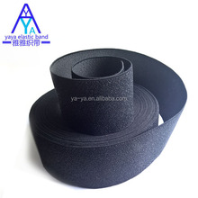 crochet black elastic band for sport arm band