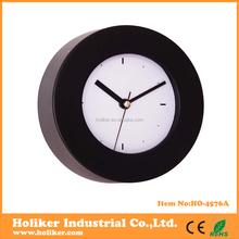 Promotional plastic 6 inch wall clock for gift