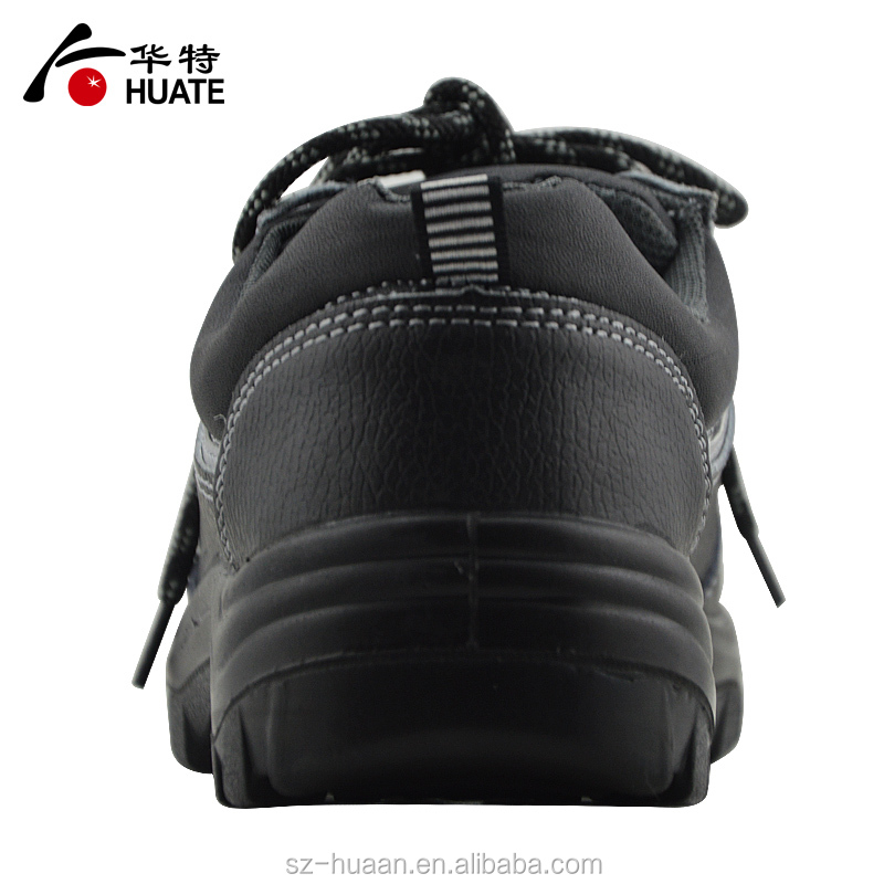 Perfect Stitching Techonology SB Anti Smashing Safety Shoes