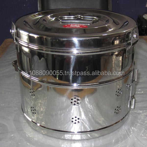 Dressing Drums Surgical HIGH GRADE