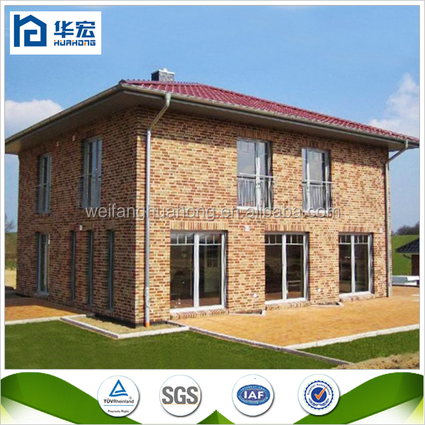 economic modern modular prefabricated smart house