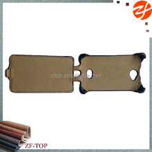 flip leather case for Fly EGO Art 2 IQ455 Octa